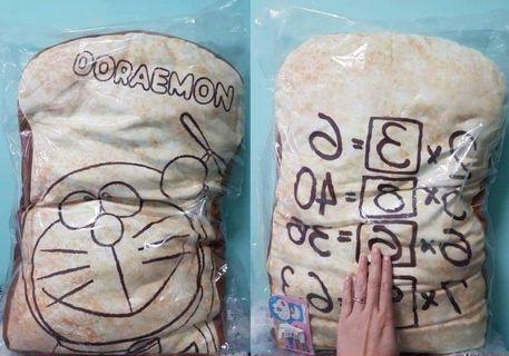 日本叮噹多啦a夢記憶麵包造型咕臣