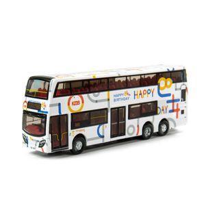 Tiny 城市 118 合金車仔 – 九巴 Enviro500 MMC 84週年 巴士 屯門建生邨 960