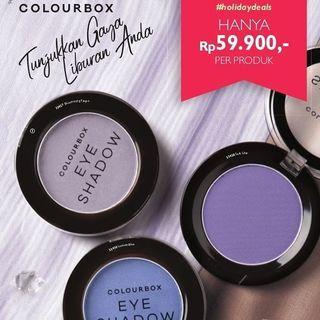 Eye Shadow Colourbox