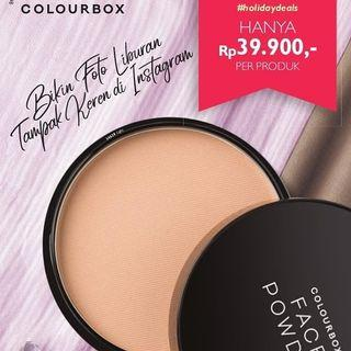 Face Powder Colourbox