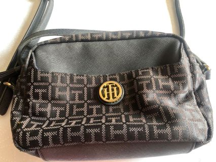 126f3e7d3a0 tommy hilfiger bag used | Following | Carousell Philippines