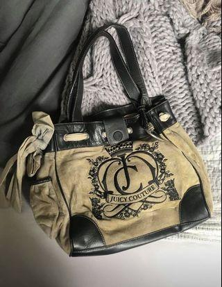 Juicy couture hand bag genuine