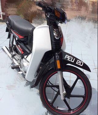 Nice no Plate : PEU20 with motor