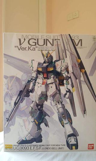 RX-93 Nu Gundam Ver.Ka (MG)