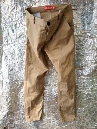 All Basic Chino Khaki