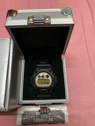 🚚 G-Shock X Stussy DW6900STS-9JR