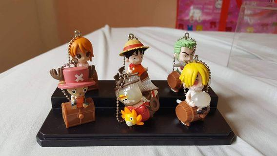 One Piece - Gashapon - Set Character