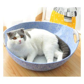 Brand new cat bed / nest / bowl