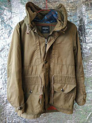 Union Bay Olive Parka