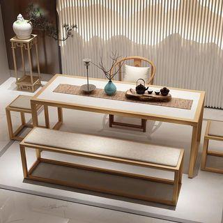 Dining set/ Dining table & bench