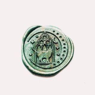 Cat 🐈 3cm Wax Seal Stamp Set