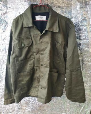 Pursssue green jacket