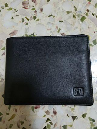 Preloved Alain delon PARIS wallet