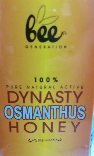 100% Pure Natural Active Dynasty Osmanthus Honey Premium