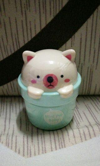Faceshop hand cream mini pet baby