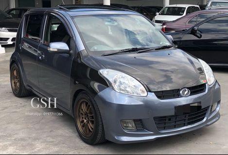 Perodua Myvi 1.3 (A) EZ Carbon PASSO Sunroof