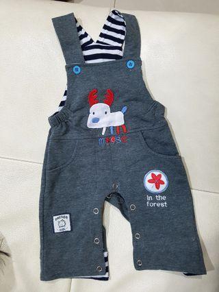 Overall Baby / baju kodok