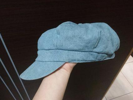 🚚 牛仔布帽子