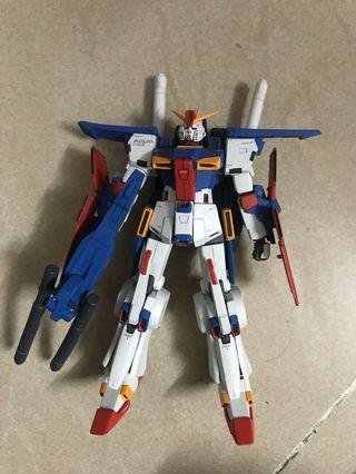 [GFF] FIX GFF 0022 ZZ FAZZ Gundam Figuration ZZ高達