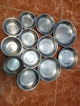 不銹鋼 碗碟 dishes