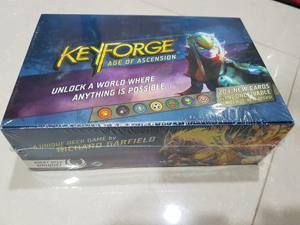 (In Stock) Age of Ascension Keyforge Brand New Board Game