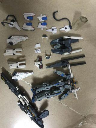 [GFF] 無盒 Gundam Fix 0005 FAZZ zz GUNDAM 機動戰士高達