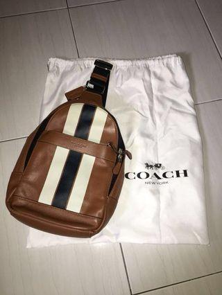 COACH F72226 Charles Pack in Varsity #MGAG101