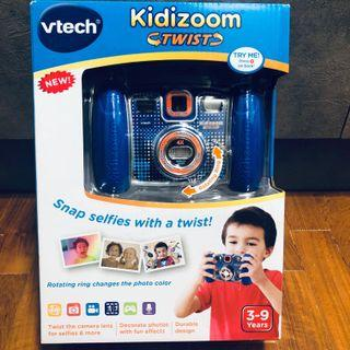 ~Ready Stocked~ VTech Kidizoom Twist Connect Camera - Blue