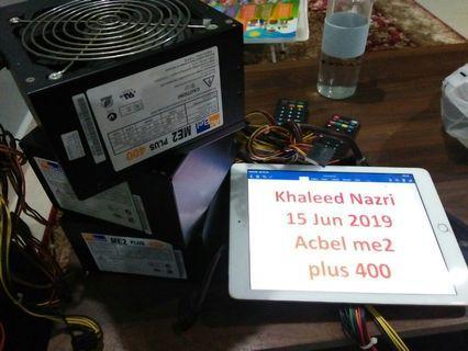 (free pos)Power supply (acbel me2 plus 400)