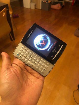 Sony Ericson U20I (vintage phone)