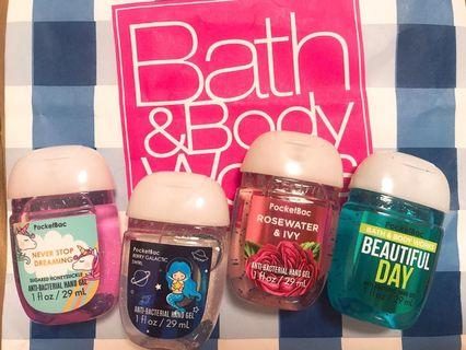 Bath And Body Works 消毒啫喱