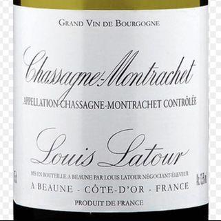Louis Latour Chassagne Montrachet Blanc 2011