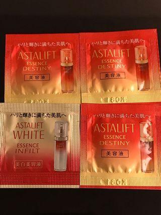 Astalift essence 4包
