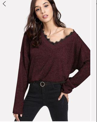 SHEIN knit