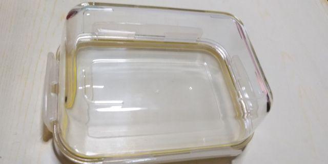 Lock & Lock Glassware Lunch Box/ Food Container