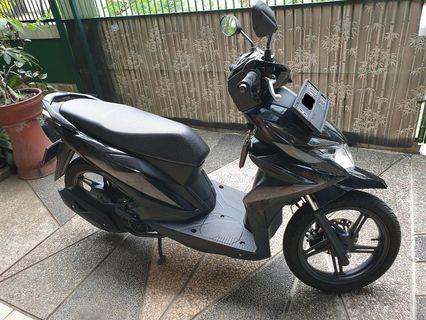 Honda Beat PGMFi 2016 Nov Black