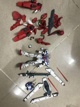 無盒 GFF Gundam Fix Figuration #0010 機動戰士 高達 0083  GP04