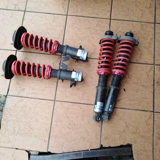 MINES HiLo Bodyshift Adjustable for Wira