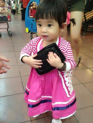 Child Dress & Jacket 1set 12months - 24months