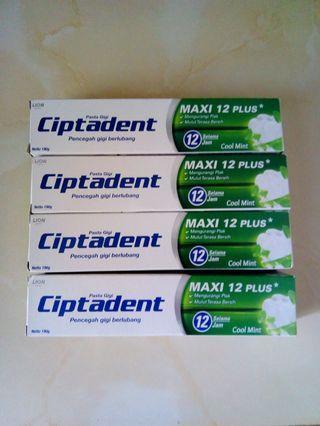 Ciptadent Maxi 12+ Cool Mint 190gr
