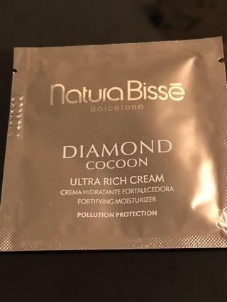 Natura bisse ultra rich cream 4包