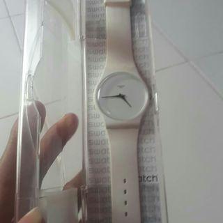 Jam Swatch white