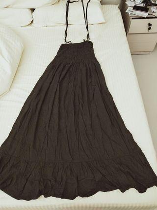 🚚 Brand New Elegant Stretchable Black dress
