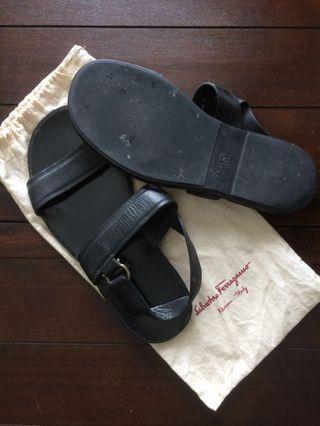 Authentic Salvatore Ferragamo sandal
