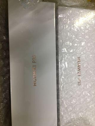 Huawei P30 For Sale sealed n unbox