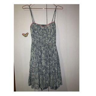 🚚 Bethany Mota Bustier dress