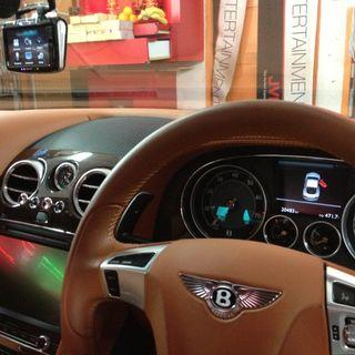 Car Video Camera Installation (Wiring + power adapter fully concealed!!). Service Available for all Japanese, Korean & Continental car model (read description!!) - Bently