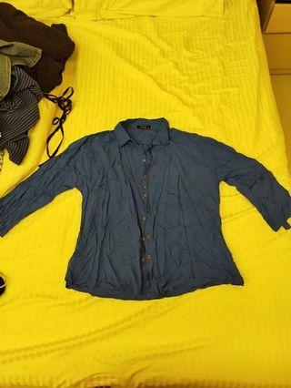 🚚 Comfortable cotton blouse