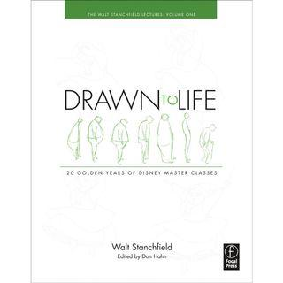 Drawn to Life (Walt Stanchfield) The Art of (Book 1)