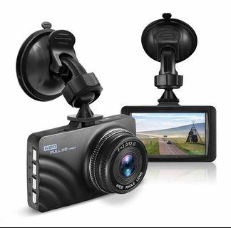 Oldshark Dash Cam 1080P Full HD 4 Lane Wide Angle In Car Camera Driving Video Recorder (GS507) - With 8GB SD